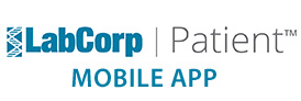 LabCorp Patient Mobile App